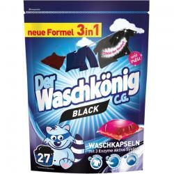 Der Waschkonig kapsułki do prania a'27 black