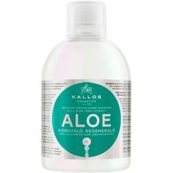 Kallos szampon Aloe do włosów suchych i łamliwych 1000ml
