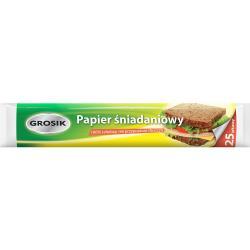 Grosik papier śniadaniowy 25 sztuk