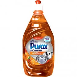 Purox płyn do naczyń 650ml Orange & Mandarine