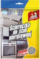 Jan Niezbędny ściereczka do stali nierdzewnej mikrofibra