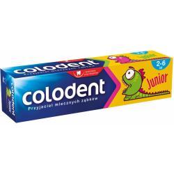 Colodent Junior 2-6 lat pasta dla dzieci 56g