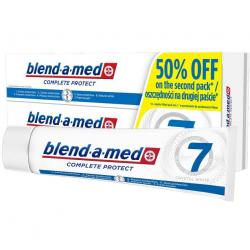 Blend-a-med 7 Crystal White pasta do zębów 100ml 2 sztuki