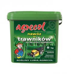 Agrecol nawóz do trawników Efekt Dywanowy 5kg