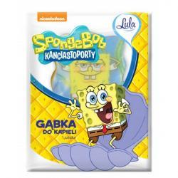 LULA gąbka do kąpieli Spongebob Kanciastoporty