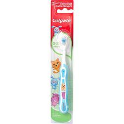 Colgate Extra Soft 0-2+ szczoteczka do zębów dla dzieci