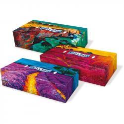 Soft & Easy chusteczki 2-warstwowe Desing 150 sztuk Kartonik