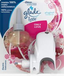 Glade by Brise Electric odświeżacz z olejkiem Only Love urządzenie