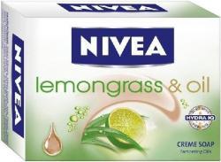 Nivea mydło 100g lemongrass & oil