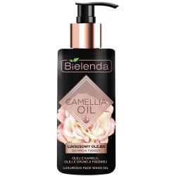 Bielenda Camelia Oil Luksusowy olejek do mycia twarzy 140ml