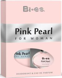 Bi-es zestaw Pink Pearl woda + deo