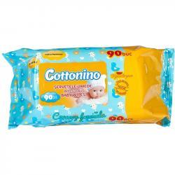 Cottonino Chusteczki dla dzieci 90 sztuk