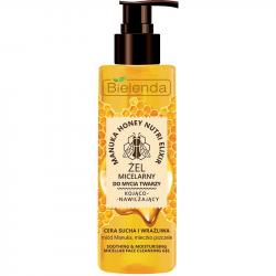 Bielenda Manuka Honey Nutri Elixir żel micelarny do twarzy 200ml