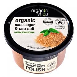 Organic Shop peeling do ciała Cukier Trzcinowy 250ml