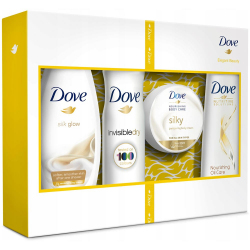Dove zestaw Elegant Beauty 4-elementowy