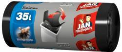 Jan Niezbędny zawiązywane worki 35L 30 szt. HDPE Easy Pack