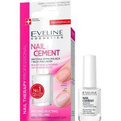 Eveline Nail odżywka wypełniająca do paznokci Cement 12ml