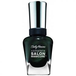 Sally Hansen lakier do paznokci 340 Black Platinum Complete Salon Manicure