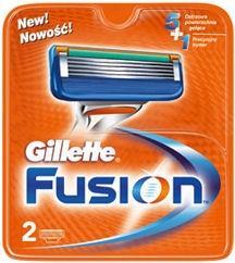 Gillette Fusion wkłady do maszynek 2 szt.