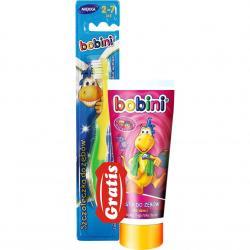 Bobini pasta dla dzieci 1-6 lat + szczoteczka 2-7 lat gratis