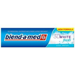 Blend-a-med 3D White Cool Water 100ml pasta do zębów