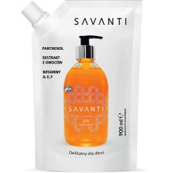 Savanti mydło w płynie zapas 900ml Joy