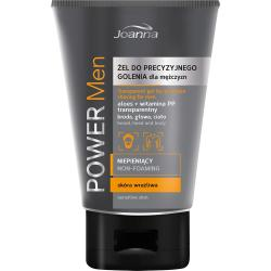 Joanna Power Men żel do precyzyjnego golenia 150ml