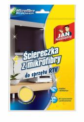 Jan Niezbędny ściereczka do sprzętu RTV mikrofibra