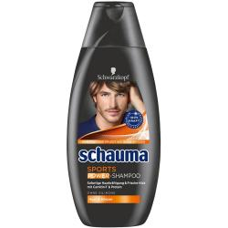 Schauma szampon 400ml MEN Sports Power