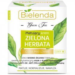 Bielenda Zielona Herbata krem matujący na dzień 50ml