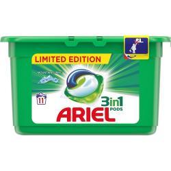 Ariel kapsułki do prania 3w1 11 sztuk