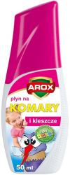 Arox płyn na komary i kleszcze dla dzieci 50ml