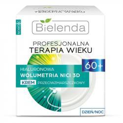 Bielenda Profesjonalna Terapia Wieku Hialuronowa krem przeciwzmarszczkowy 60+ 50ml