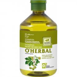 O Herbal szampon 500ml Chmiel ( włosy kręcone)
