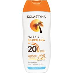 Kolastyna emulsja do opalania SPF20 200ml