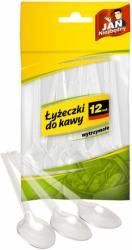 Jan Niezbędny plastikowe łyżeczki 12 szt. do kawy i herbaty