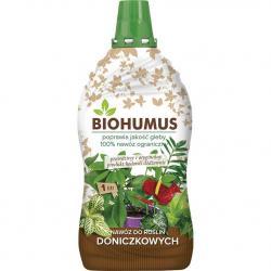 Agrecol Biohumus nawóz do roślin doniczkowych 1L