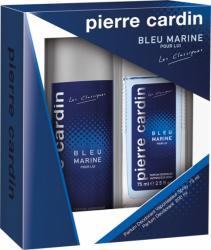 Pierre Cardin zestaw Bleu Marine dezodorant perfumowany 75ml + dezodorant 200ml
