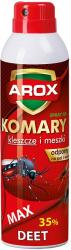 Arox spray na komary i kleszcze MAX 250ml
