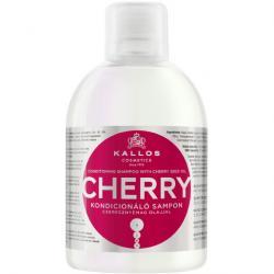 Kallos szampon Cherry do włosów mocno zniszczonych 1000ml