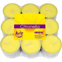 Bispol świeca na komary Citronella 18 sztuk