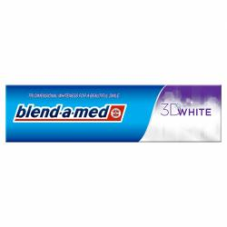 Blend-a-med 3D White 100ml pasta do zębów