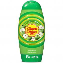 Bi-es żel pod prysznic 2w1 Chupa Chups Apple 250ml