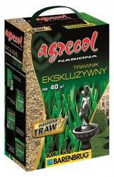 Agrecol nasiona traw Exclusive 1kg na reprezentacyjne trawniki