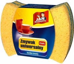 Jan Niezbędny poręczny zmywak uniwersalny 2 sztuki