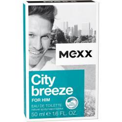 Mexx EDT Men City Breeze 50ml