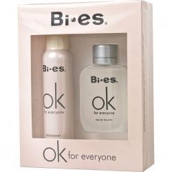 Bi-es zestaw OK for everyone woda + dezodorant