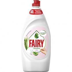 Fairy płyn do naczyń 900ml aloes i jaśmin