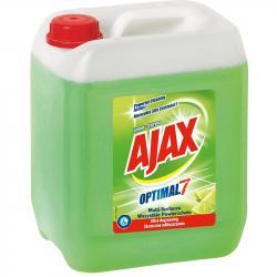 Ajax płyn uniwersalny 5L Optimal 7 Lemon