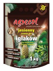 Agrecol nawóz jesienny do roślin iglastych hortifoska 1kg